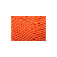 Patons Orange Col 7 - Cotton Blend 8ply